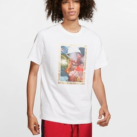 "AIR JORDAN REMASTERED PHOTO TEE ""WHITE"""