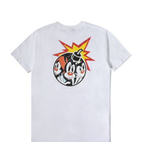 "THE HUNDREDS ANIMANIACS BOMB T-SHIRT ""WHITE"""