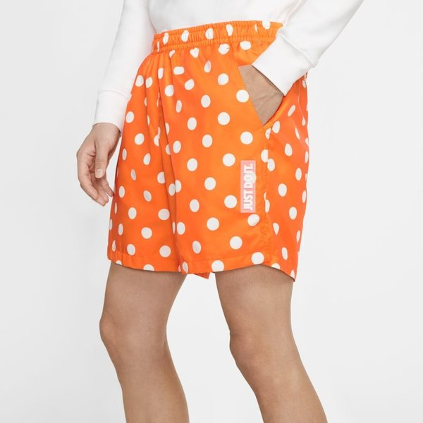 "NIKE JDI WOVEN SHORTS ""ORANGE"""