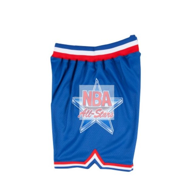 MITCHELL & NESS ALLSTAR 1993 BLUE AUTHENTIC NBA SHORTS
