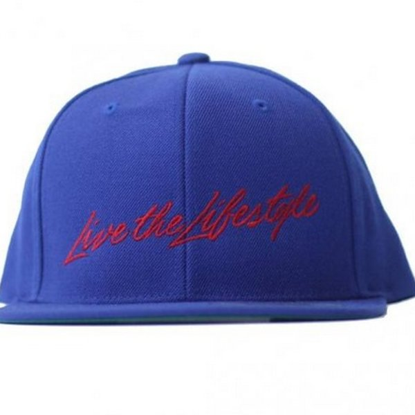 SNKRROOM LIVE THE LIFESTYLE SNAPBACK
