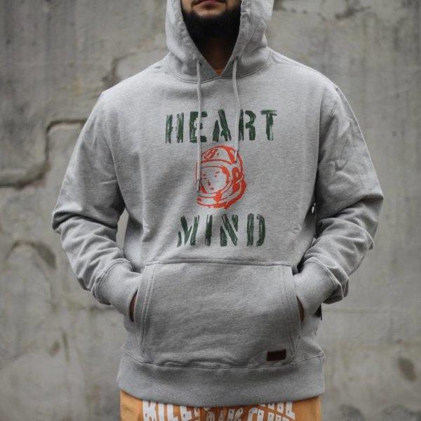 BILLIONAIRE BOYS CLUB PAINTED HEART PULLOVER
