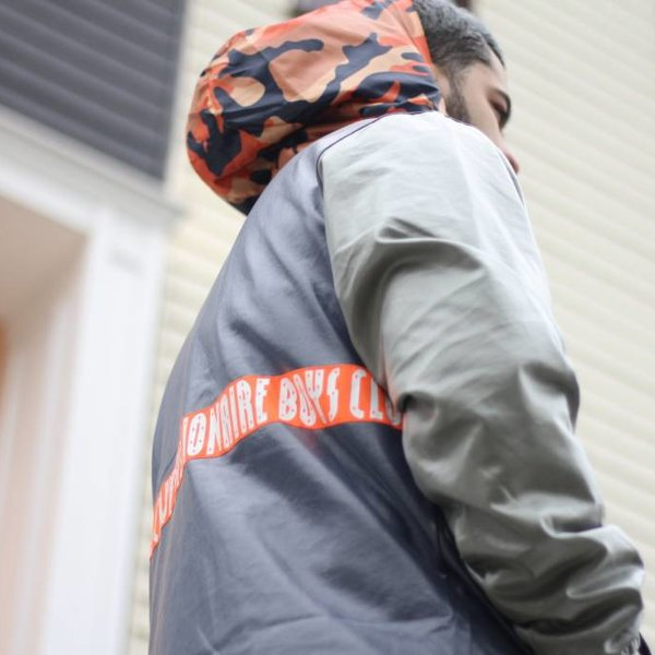 BILLIONAIRE BOYS CLUB REFLECT JACKET