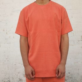 "PUBLISH PUBLISH - DEREON S/S TEE ""ORANGE"""