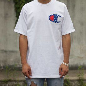 CHAMPION CHAMPION PATRIOT TEE