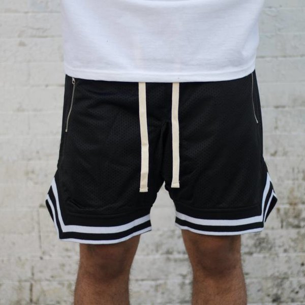 CIVIL REGIME MESH BBALL SHORT