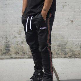 KARTER KARTER TRACK PANT - BLACK/GUCCI