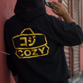 TEAM COZY IKON HOODIE