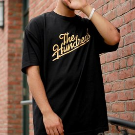 THE HUNDREDS MODESTO SLANT TEE