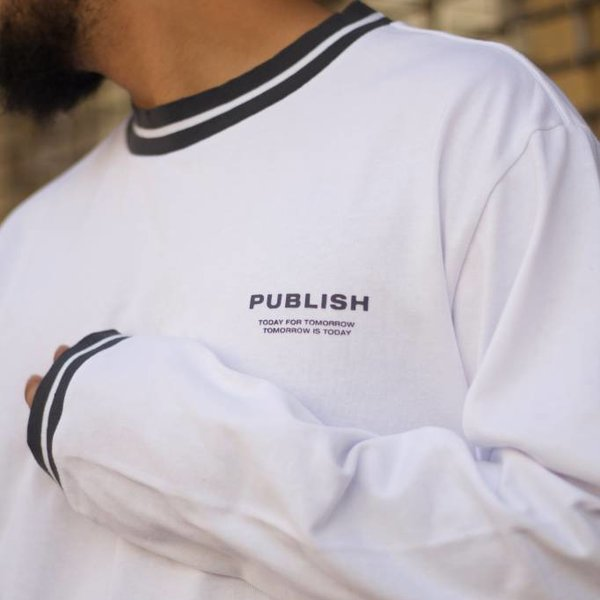 PUBLISH ROWLAND LS TEE