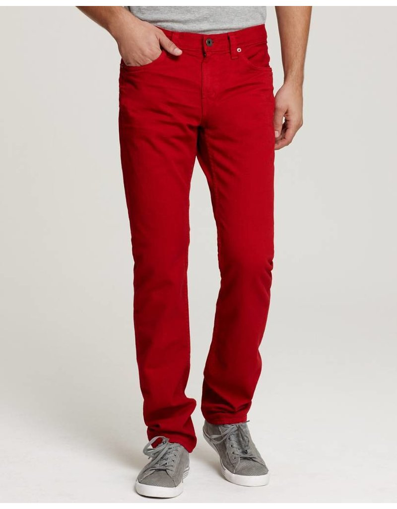 Gucci Men's Jeans - red