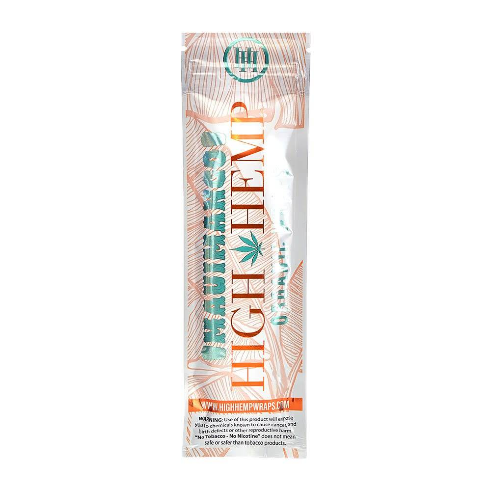 High Hemp High Hemp Organic Wraps - Maui Mango