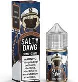 Salty Dawg Salty Dawg Nic Salt - Blue