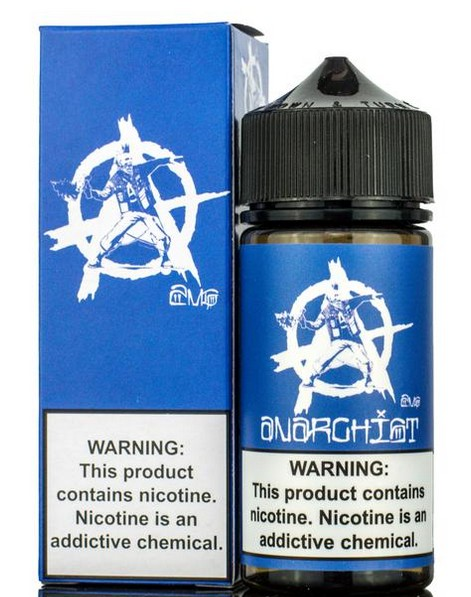 Anarchist E-Liquid - Blue Label