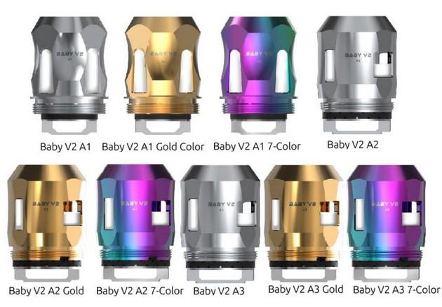 Smok Smok - TFV8 Baby V2 Replacement Coils