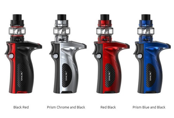 Smok SMOK - Mag Grip 100W TC Mod and TFV8 Baby V2 Starter Kit