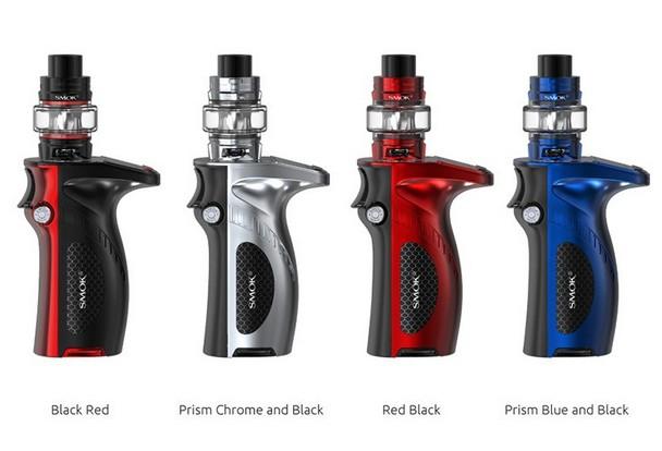 Smok SMOK - Mag Grip 100W TC Mod and TFV8 Baby V2 Starter Kit