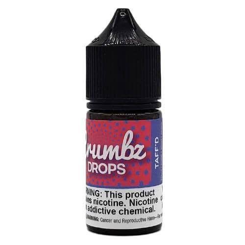 Crumbz Drops - Taff'd Nic Salt