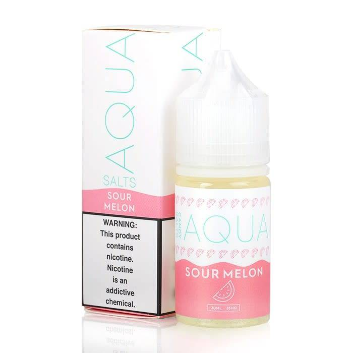 Aqua Aqua Salts - Sour Melon