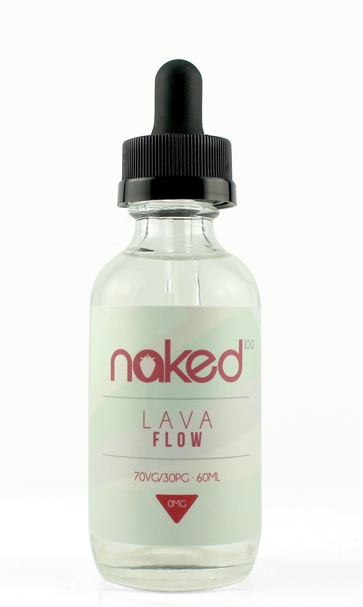 Naked Naked - Lava Flow