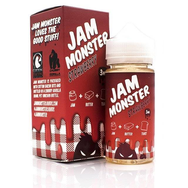 Jam Monster Jam Monster - Strawberry