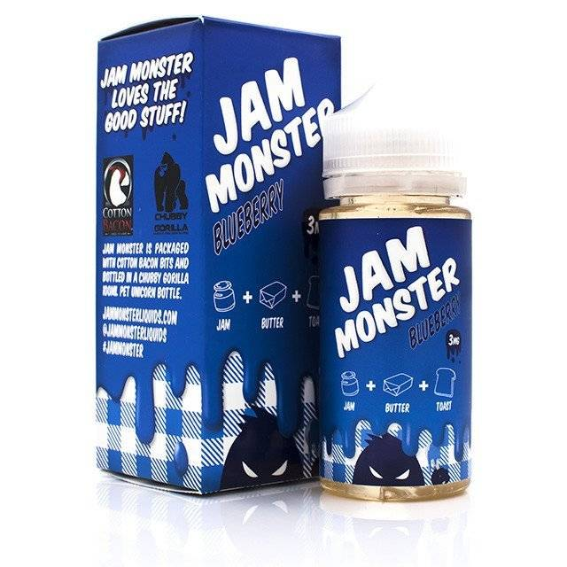 Jam Monster Jam Monster - Blueberry
