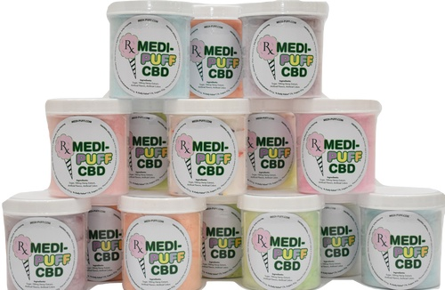 Medi Puff Medi Puff - CBD Cotton Candy