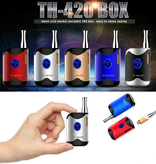 Leaf Buddi Leaf Buddi - TH-420 Mini Box Variable Voltage 650mAh Box Mod With 0.5ML CCell CE3 Cartridge
