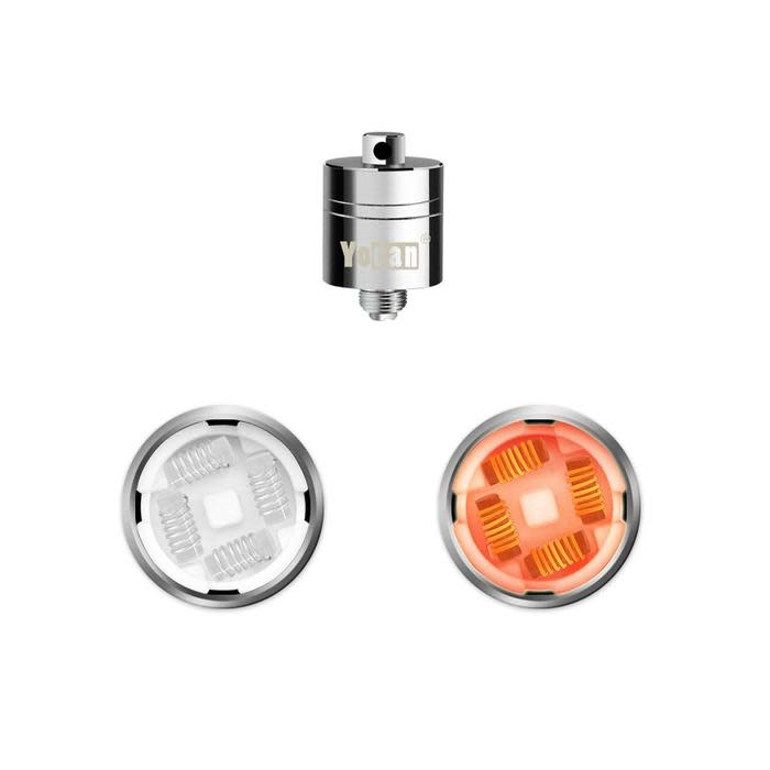 Yocan - Evolve Plus XL Replacement Quad Quartz Coil