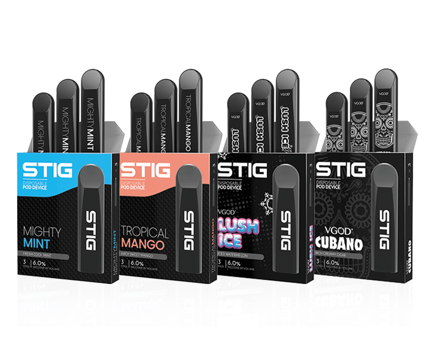 VGOD - STIG Disposable Pod Device