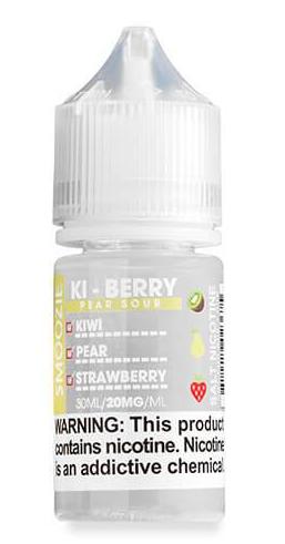 Smoozie Smoozie Salt - Ki-Berry Pear Sour
