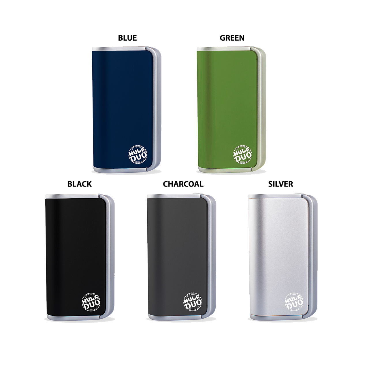 Wulf Wulf - Duo 2 In 1 Cartridge Vaporizer