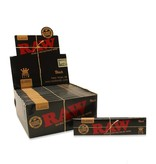 Raw RAW -  Black King Size Slim Rolling Papers