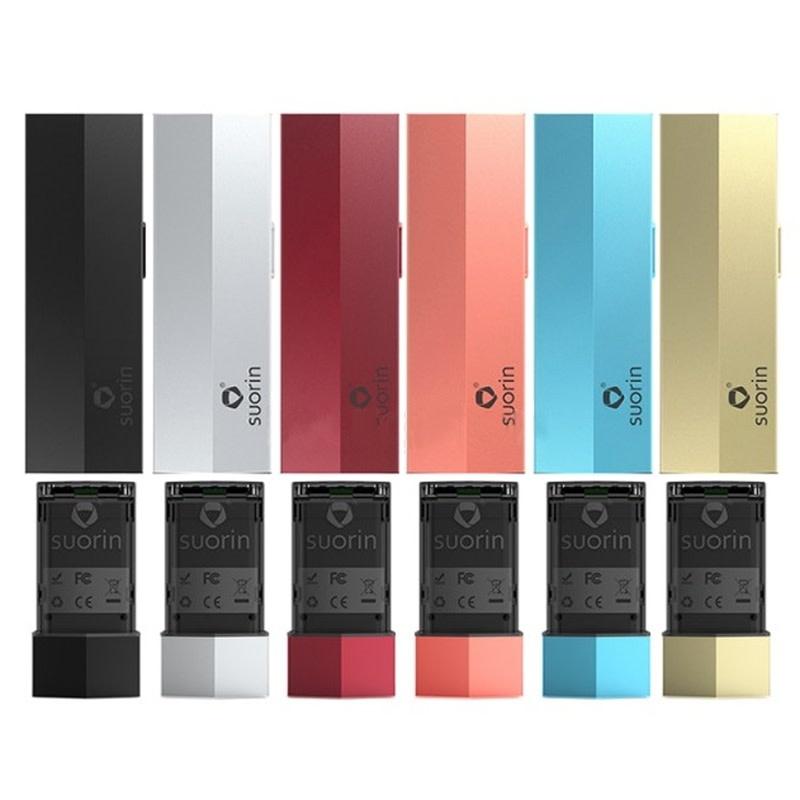 Suorin - Edge 230mAh Ultra Portable System Kit