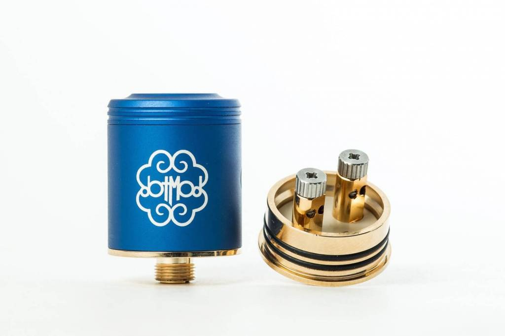 Petri Atomizer v1.5 by Dot Mods