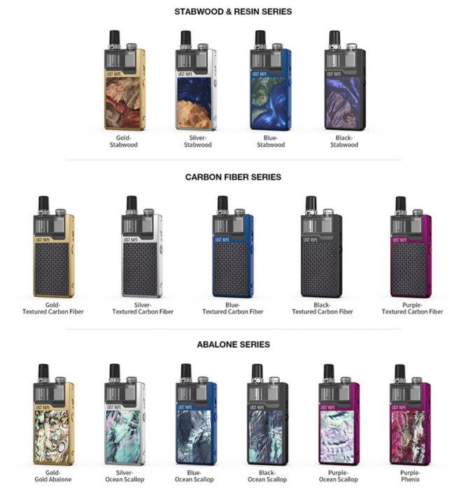 Lost Vape Lost Vape - Orion Plus Kit