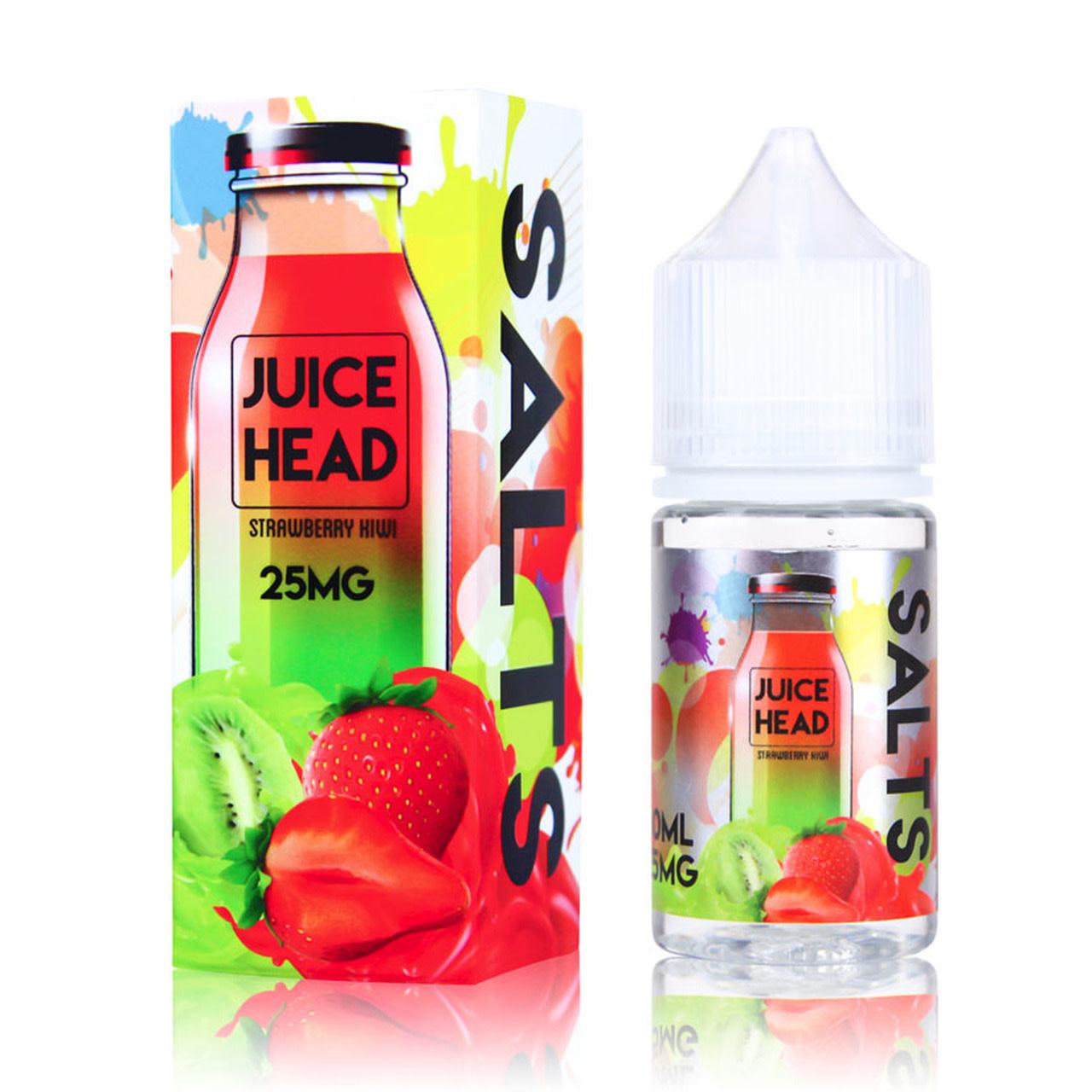 Juice Head Juice Head - Strawberry Kiwi Salts
