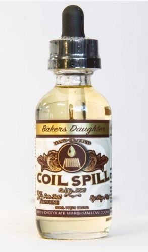 Coil Spill The Bakers Daughter 60ml Eliquid by Coil Spill