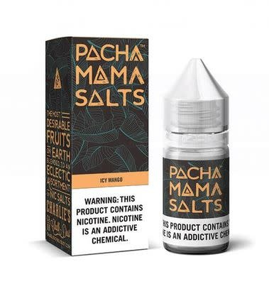 Pachamama Pachamama Salts - Icy Mango
