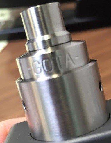 Gota Dripper RDA by Urquidez