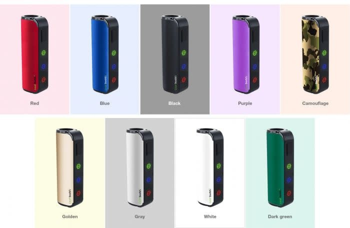Leaf Buddi Leaf Buddi - TH210 Mini Box Mod