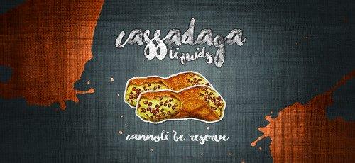 Cassadaga Liquids - Cannoli Be Reserve