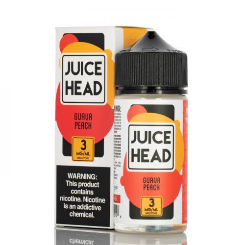 Juice Head Juice Head - Guava Peach