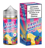 Fruit Monster E-Liquid - Blueberry, Raspberry, Lemon