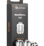 Geek Vape MeshMellow MM Replacement Coils MM X2 0.4 ohms