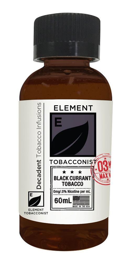Element Element - Black Currant Tobacco