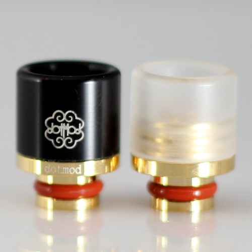 O-Ring Drip Tip By Dot Mods