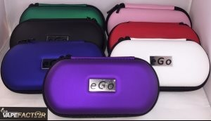 E-Go Zip Case (Solid Colors)