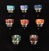 Resin Hybrid Drip Tip for  (For TFV8, BIG BABY, GOON, KENNEDY)
