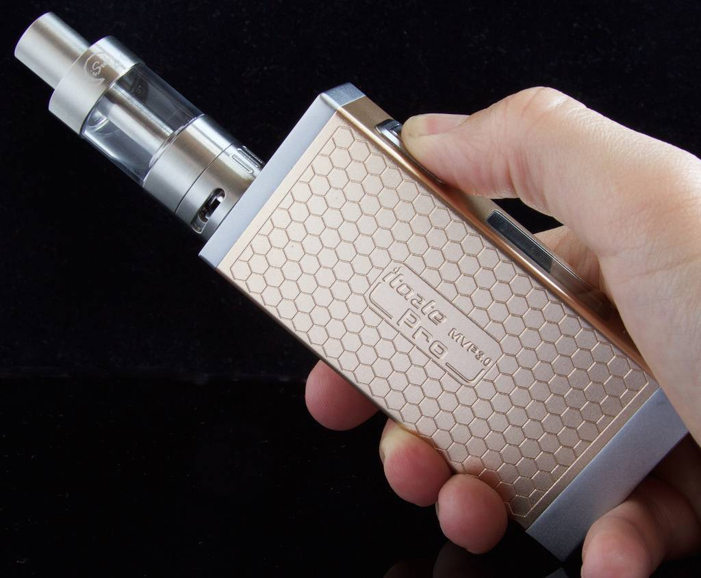 Breaking Down 3 Different Types of Vape mods